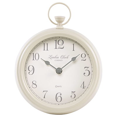 London Clock Company Mini Fob Clock, Dia.19.5cm