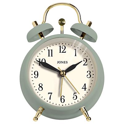 Jones Rise & Shine Alarm Clock