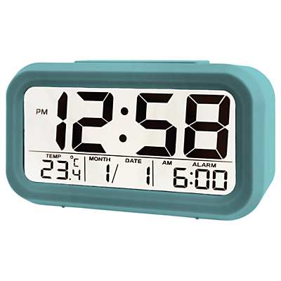 Acctim Silicone LCD Alarm Clock