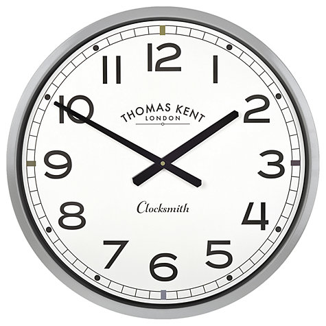 Buy Thomas Kent Clocksmith Clock Dia51cm Online At Johnlewis