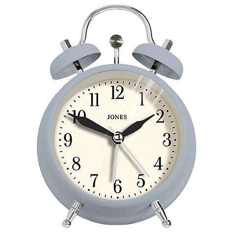 Jones Alarm Clock Unique Alarm Clock