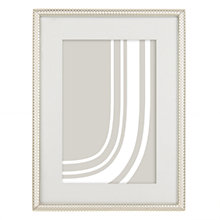 "Buy John Lewis Cambridge Photo Frame, 5 x 7"" (13 x 18cm), Silver Online at johnlewis.com"