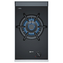 Buy Neff N23TA19N0 Gas Hob, Black Online at johnlewis.com
