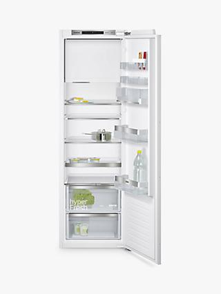 Siemens KI82LAF30 Integrated Fridge with Freezer Compartment, A++ Energy Rating, 56cm Wide, White