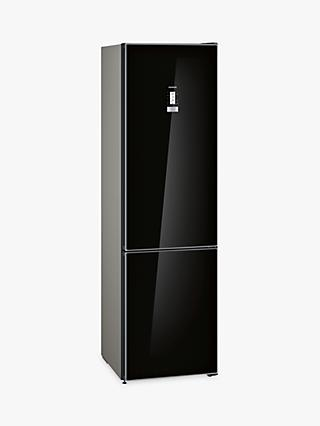 Siemens KG39FSB45 Freestanding Fridge Freezer, A+++ Energy Rating, 60cm Wide, Black