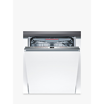 Bosch SMV68MD02G Integrated Dishwasher
