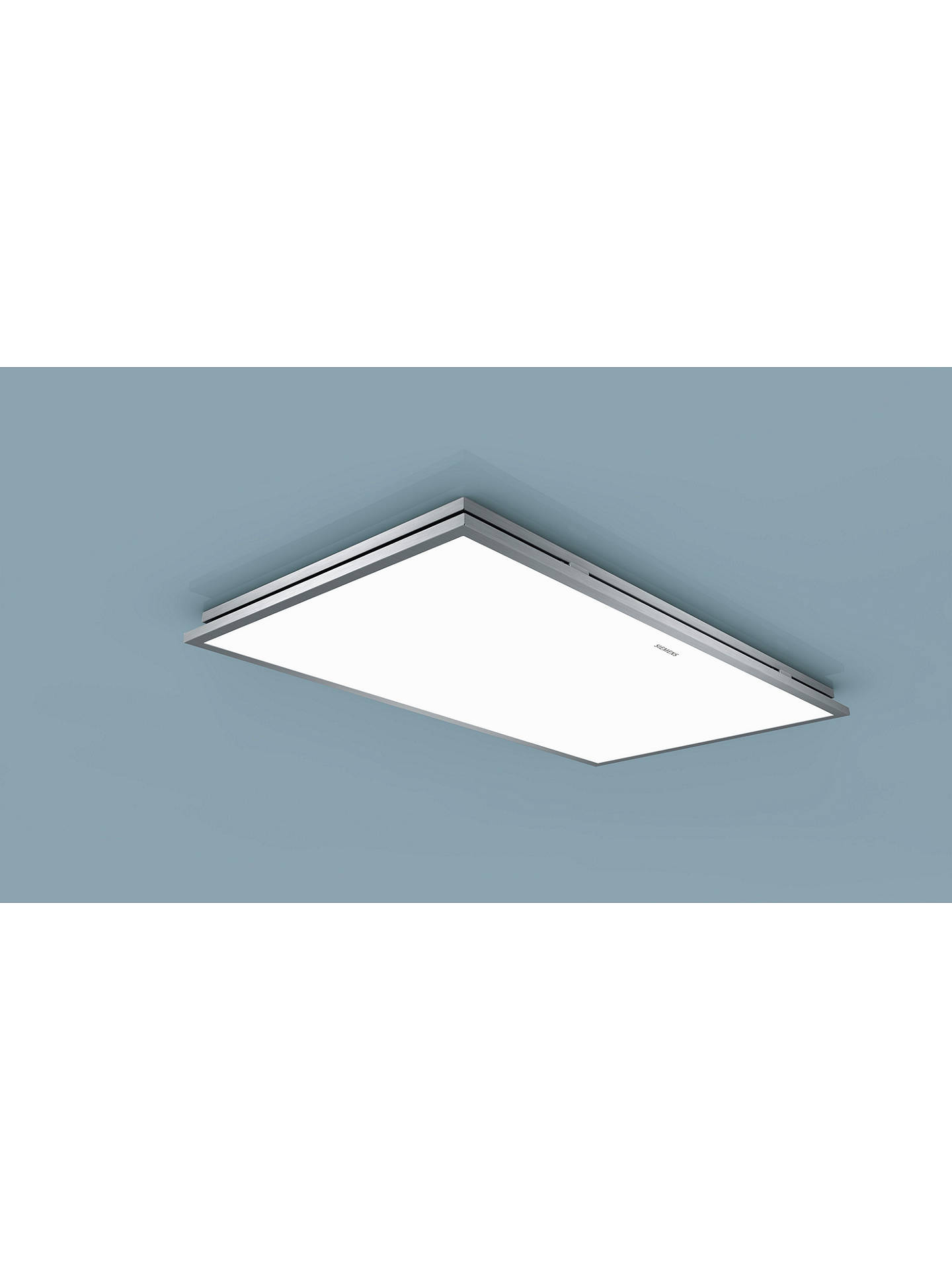 BuySiemens iQ700 LF959RE55B Ceiling Cooker Hood, Stainless Steel Online at johnlewis.com