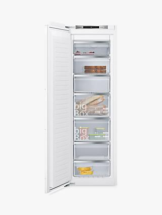 Siemens GI81NAE30G Integrated Freezer, A++ Energy Rating, 56cm Wide, White