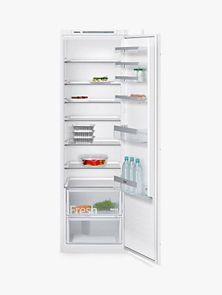 Siemens KI81RVS30G Integrated Fridge, A++ Energy Rating, 54cm Wide, White