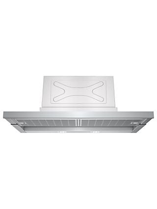 Siemens iQ500 LI97SA560B Integrated Telescopic Cooker Hood, B Energy Rating, Stainless Steel