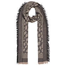 Buy Reiss Leopard Print Scarf Online at johnlewis.com