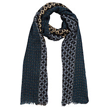 Buy Gerard Darel Elana Wool Scarf, Multi Online at johnlewis.com