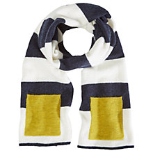 Buy White Stuff Riley Stripe Scarf, Multi Online at johnlewis.com