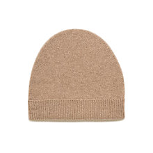 Buy Gerard Darel Marius Hat, Beige Online at johnlewis.com