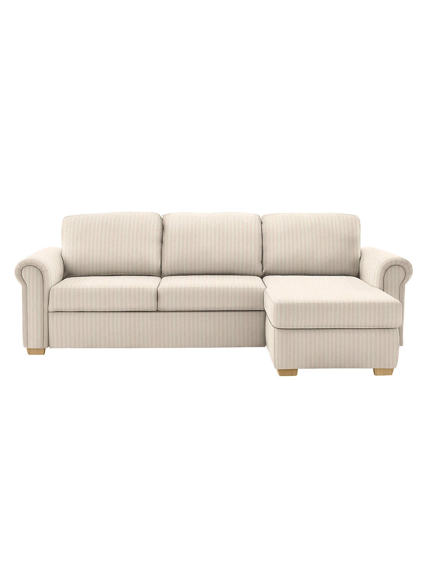 John Lewis Sacha Large Scroll Arm Storage Sofa Bed at John