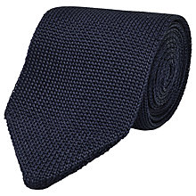 Buy Reiss Canter Knit Silk Tie Online at johnlewis.com