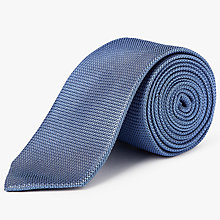 Buy Calvin Klein Silk Natte Tie Online at johnlewis.com
