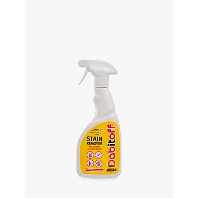 Kilrock Dabitoff Stain Remover Spray