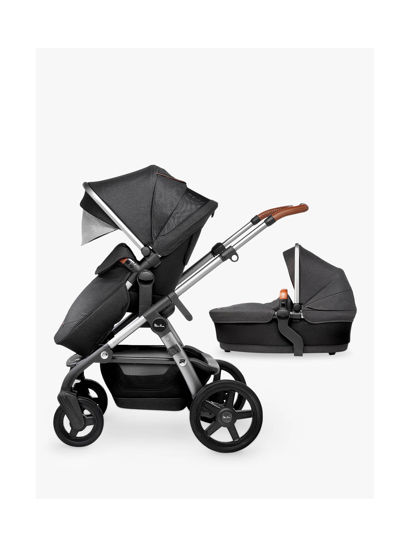 4e987740348 Buy Silver Cross Wave Pushchair and Carrycot