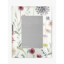 "Buy John Lewis Leckford Country Photo Frame, 5 x 7"" (13 x 18cm), Multi Online at johnlewis.com"