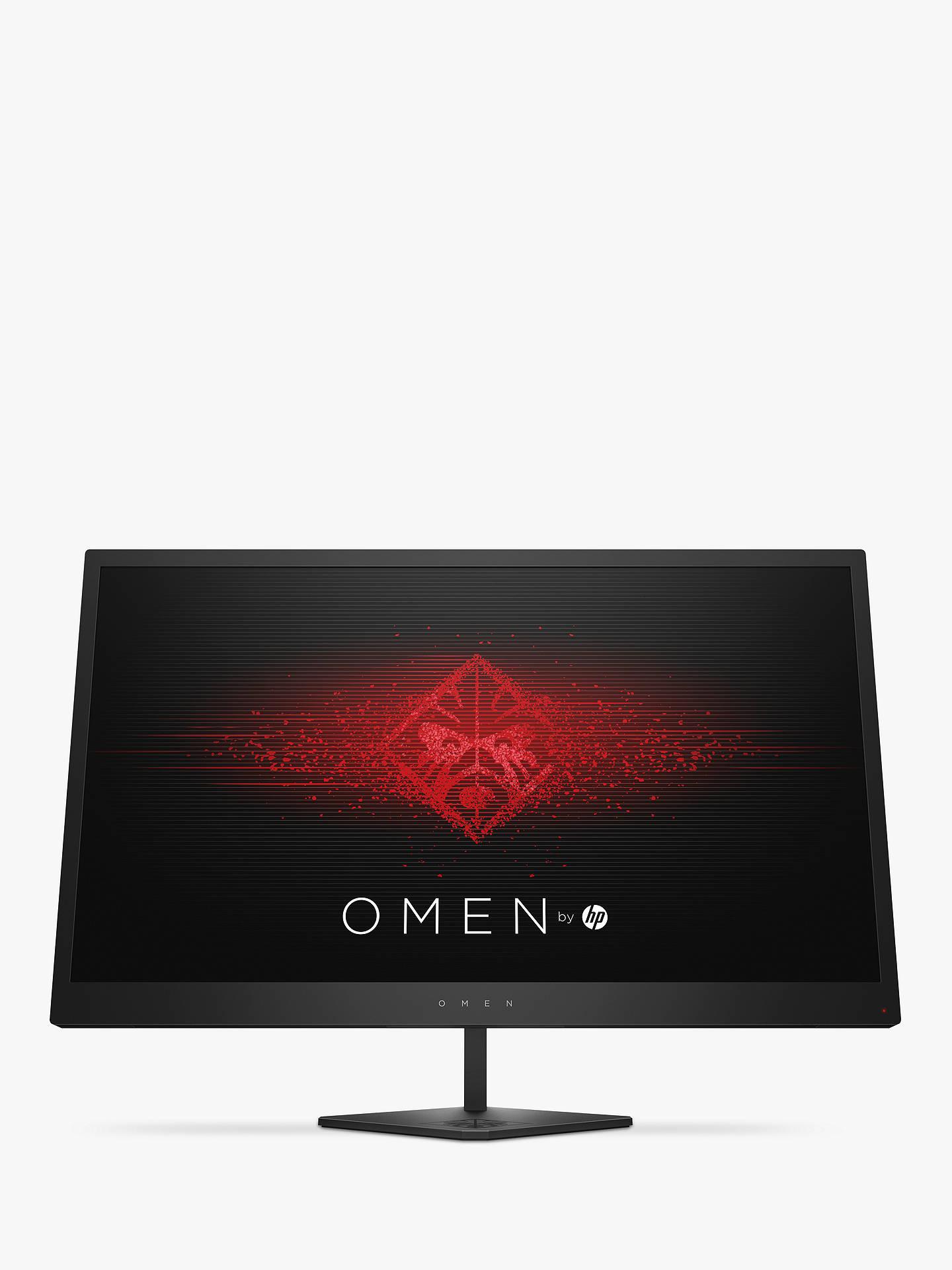HP Omen 25 Full HD Gaming Monitor, 24 5