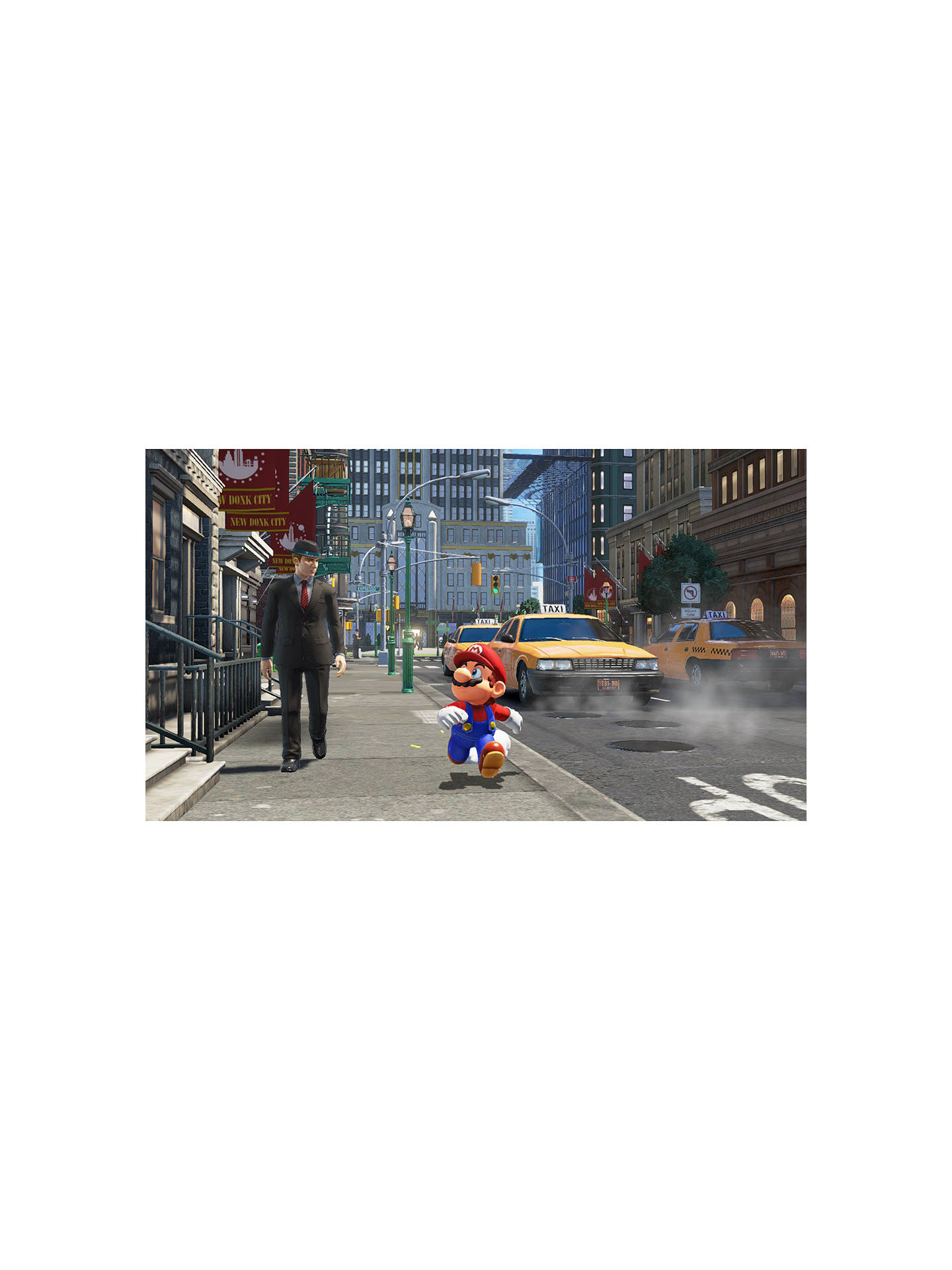 Buy Super Mario Odyssey, Switch Online at johnlewis.com