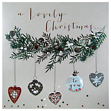 Buy Belly Button Designs A Lovely Christmas Card Online at johnlewis.com
