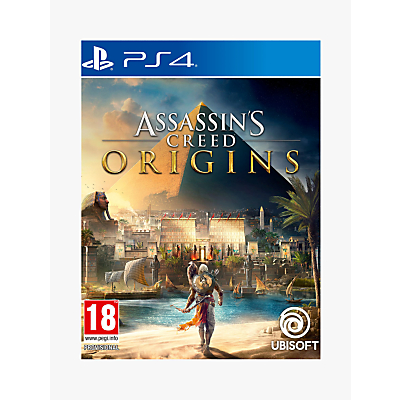 Image of Assassin's Creed Origins, PS4