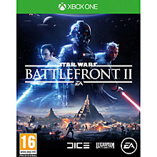Buy Star Wars Battlefront 2, Xbox One Online at johnlewis.com