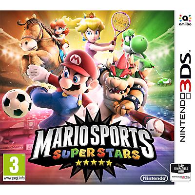 Mario Sports Superstars, 3DS
