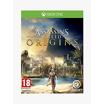 Image of Assassin's Creed Origins, Xbox One