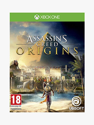 Buy Assassin's Creed Origins, Xbox One Online at johnlewis.com