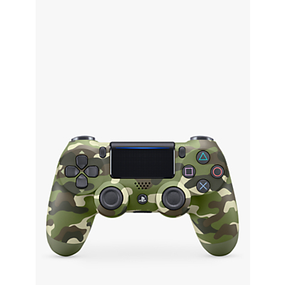 Image of PS4 DualShock 4 Wireless Controller, Camouflage