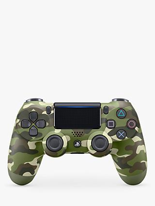 PS4 DualShock 4 Wireless Controller, Camouflage