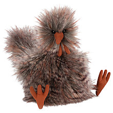 Buy Jellycat Orpie Chicken Soft Toy, Orange Online at johnlewis.com