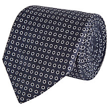 Buy Reiss Kym Silk Dot Tie Online at johnlewis.com