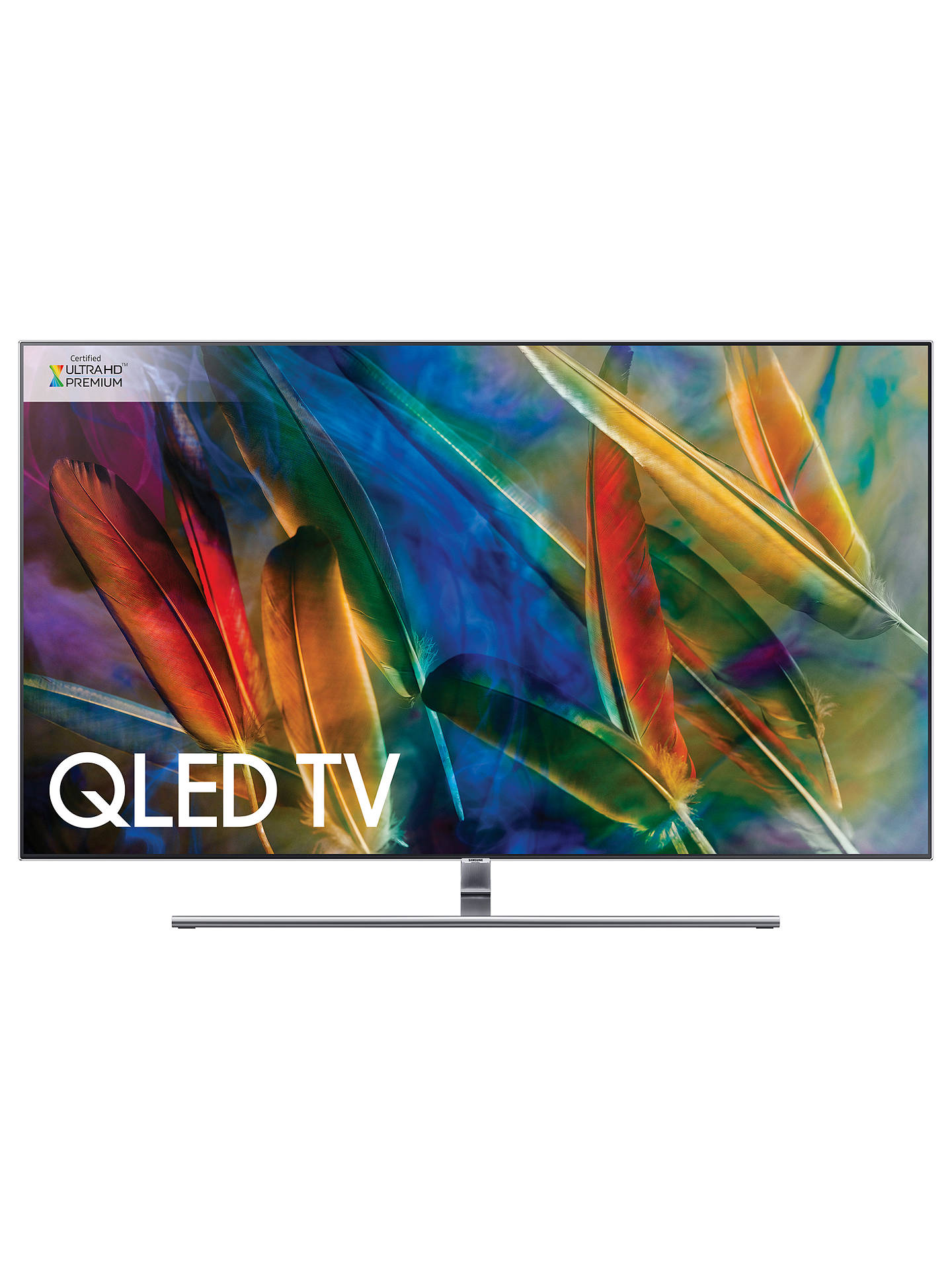 2773f5d8c Buy Samsung QE55Q8F QLED HDR 1500 4K Ultra HD Smart TV