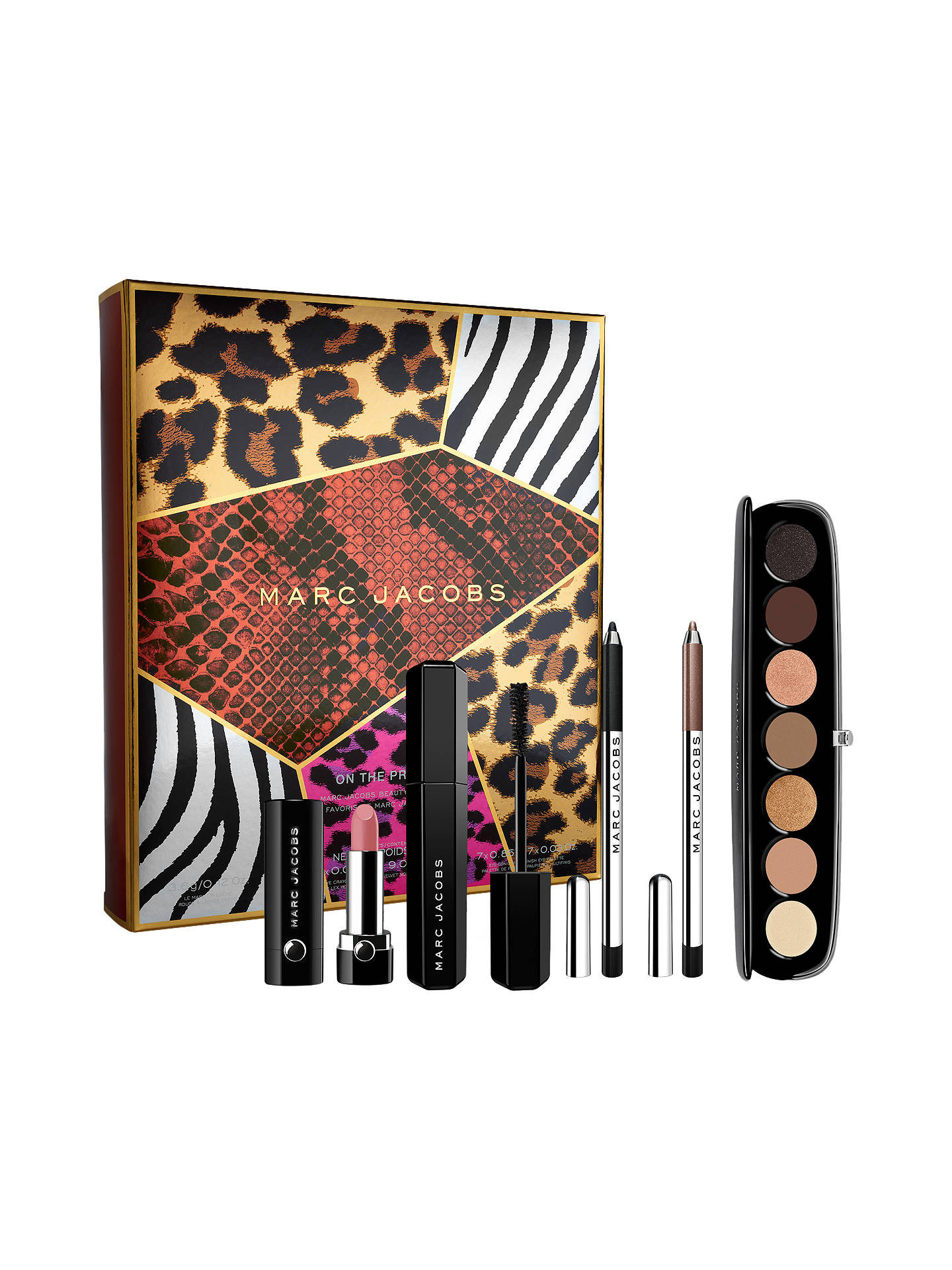 Buy Marc Jacobs 'On The Prowl' Makeup Gift Set Online at johnlewis.com