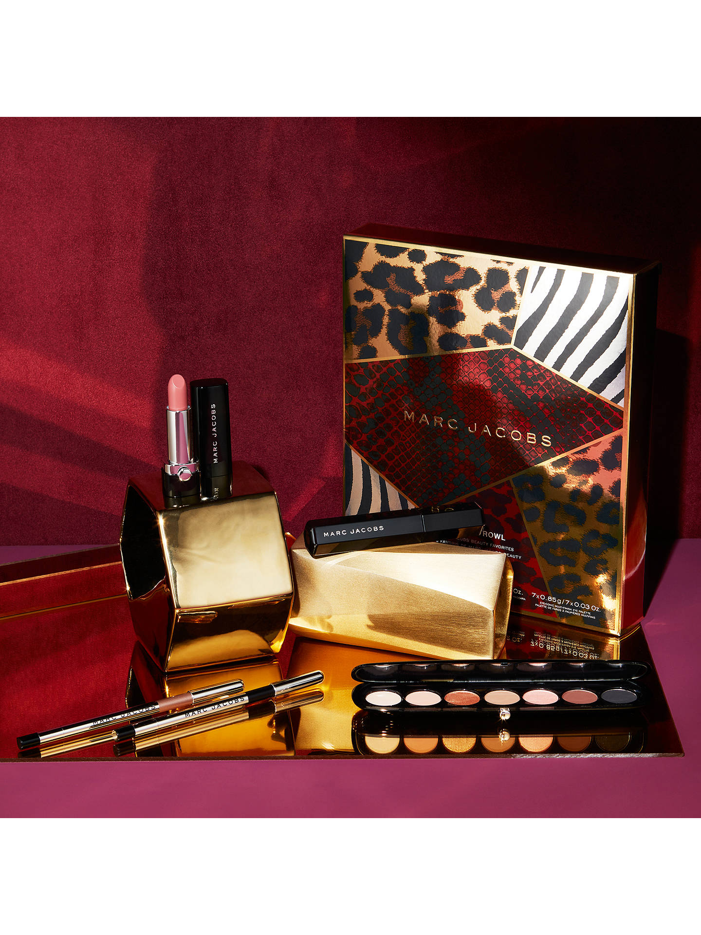 BuyMarc Jacobs 'On The Prowl' Makeup Gift Set Online at johnlewis.com