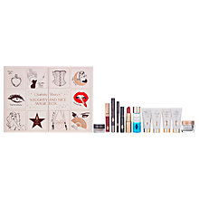 Buy Charlotte Tilbury 'Naughty & Nice Magic Box' Beauty Advent Calendar Online at johnlewis.com