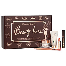 Buy Charlotte Tilbury 'Beauty Icons' Makeup Gift Set Online at johnlewis.com
