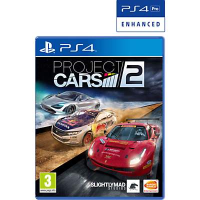 Image of Project Cars 2, PS4