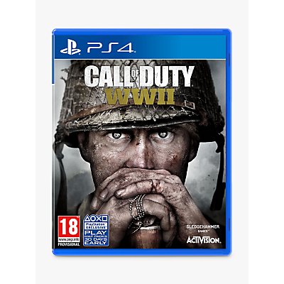 Image of Call of Duty: WWII, PS4