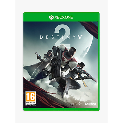 Image of Destiny 2, Xbox One