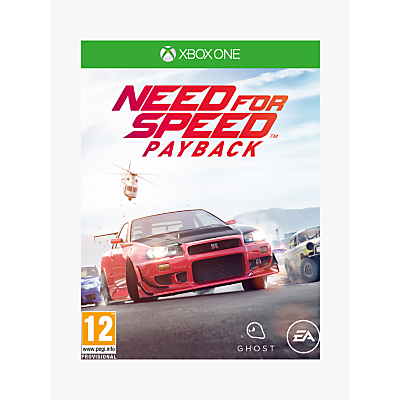 Image of Need for Speed Payback, Xbox One