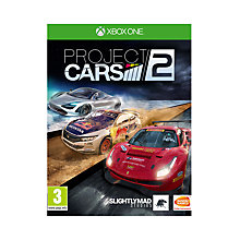 Buy Project Cars 2, Xbox One Online at johnlewis.com