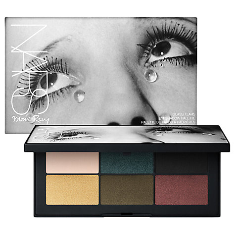Buy NARS Man Ray Glass Tears Eyeshadow Palette, Multi Online at johnlewis.com