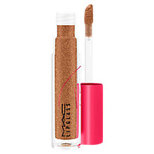 Buy MAC Lipglass / VIVA GLAM Taraji P. Henson, Tree Bark Online at johnlewis.com