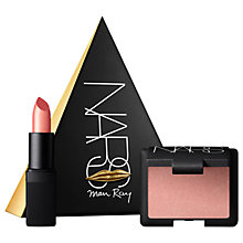Buy NARS Man Ray Love Triangle Makeup Gift Set, Orgasm Online at johnlewis.com