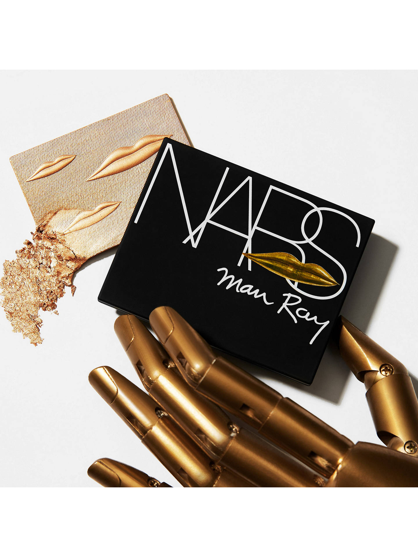 Buy NARS Man Ray Overexposed Glow Highlighter, Double Take Online at johnlewis.com
